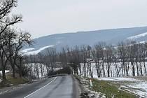 Zima 2018 na Bojkovicku.
