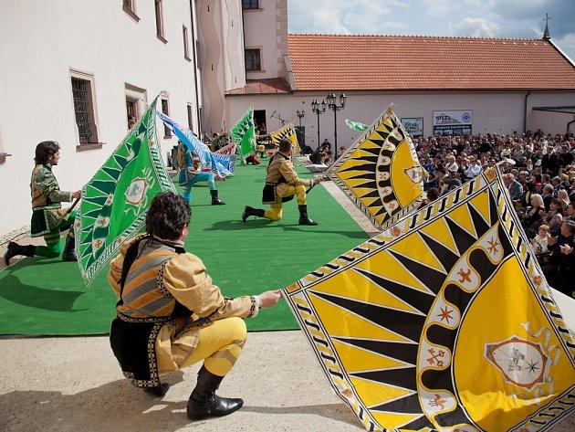 VLAJKONOŠI. Italské dny na Slovácku nabídnou i ojedinělou show vlajkonošů