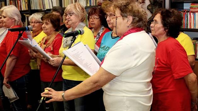 Pěvecký sbor Ladies budu má na svém kontě 14 cédéček a dvě DVD.