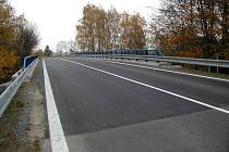 Nevyhovující stav mostu u Zlechova je už minulostí.