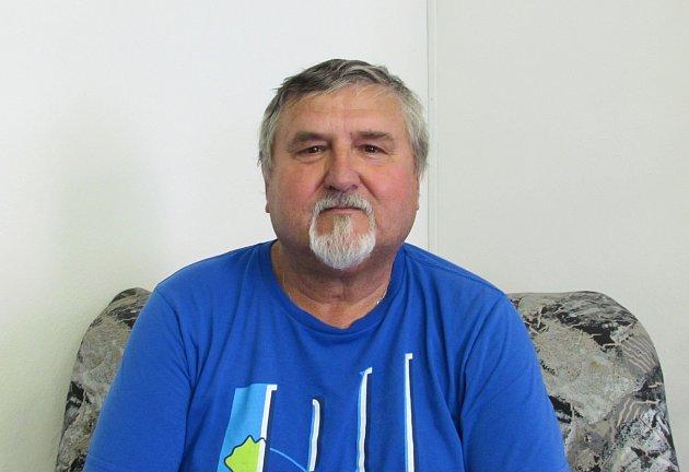 Hasič Antonín Martínek zasahoval při povodních vroce 1997.
