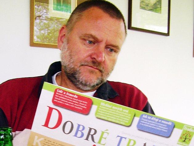 Projektový manažer Zdeněk Kučera.