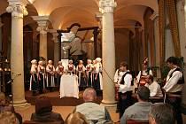 Ženy z Lipova předvedou folklorní koncert.