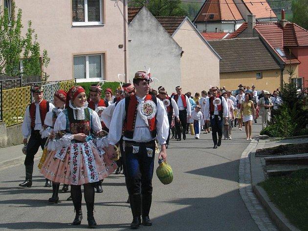První letošní hody na Slovácku