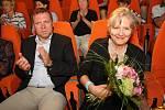 41. letní filmová škola v Uherském Hradišti. Slavnostní zakončení v kině Hvězda