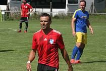 Fotbalista Babic Milan Válek dříve hrával druhou ligu.