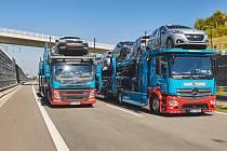 Společnost Vodárek Transport