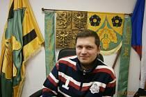 Roman Buček, starosta obce Lopeník.
