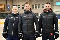 trenéři hokejového mužstva Hokej Uherský Ostroh