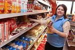 V Drslavicích znovuotevřeli obchod Jednoty poté, co před více než měsícem musel z důvodu odchodu prodavaček narychlo zavřít.