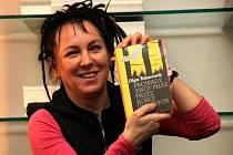 Polská spisovatelka Olga Tokarczuk přijela na Slovácko