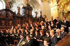 KONCERT. Hudební vystoupení ve velehradské bazilice bylo věnováno dvěma výročím.