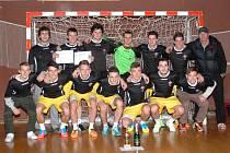 AVE BAR BAR. Vítězové Futsalové ligy Uherské Hradiště 20132014.