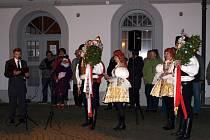Hodová sezona na Slovácku skončila, Kateřinu slavili v Bílovicích.