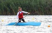 Závodníci oddílu kanoistiky TJ Ostrožská Nová Ves posbírali na 25. ročníku Mezinárodního mistrovství Moravy v rychlostní kanoistice Slovácká 500 71 medailových umístnění.