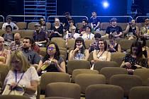 Letní filmová škola v Uherském Hradišti. Ilustrační foto