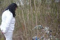 Lidé z Uherského Hradiště a okolí si vycházky v blízkosti Moravy pochvalují. Zároveň ale tamní remízky řada z nich znečišťuje odpadem.