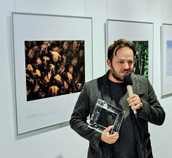 Stanislav Macík zvítězil na nultém ročníku soutěže Czech Nature Photo