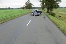 Tragicky skončila poslední srpnové úterý okolo tři čtvrtě na sedm ráno nehoda osobního auta značky Ford Focus mezi obcemi Uherský Ostroh a Moravský Písek: vyžádala si totiž život řidičky fordu.