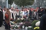 Pohřeb Jitky Šuranské