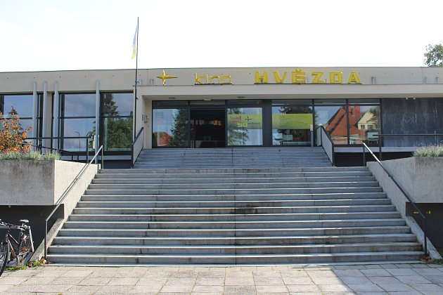 Kino Hvězda v Uherském Hradišti