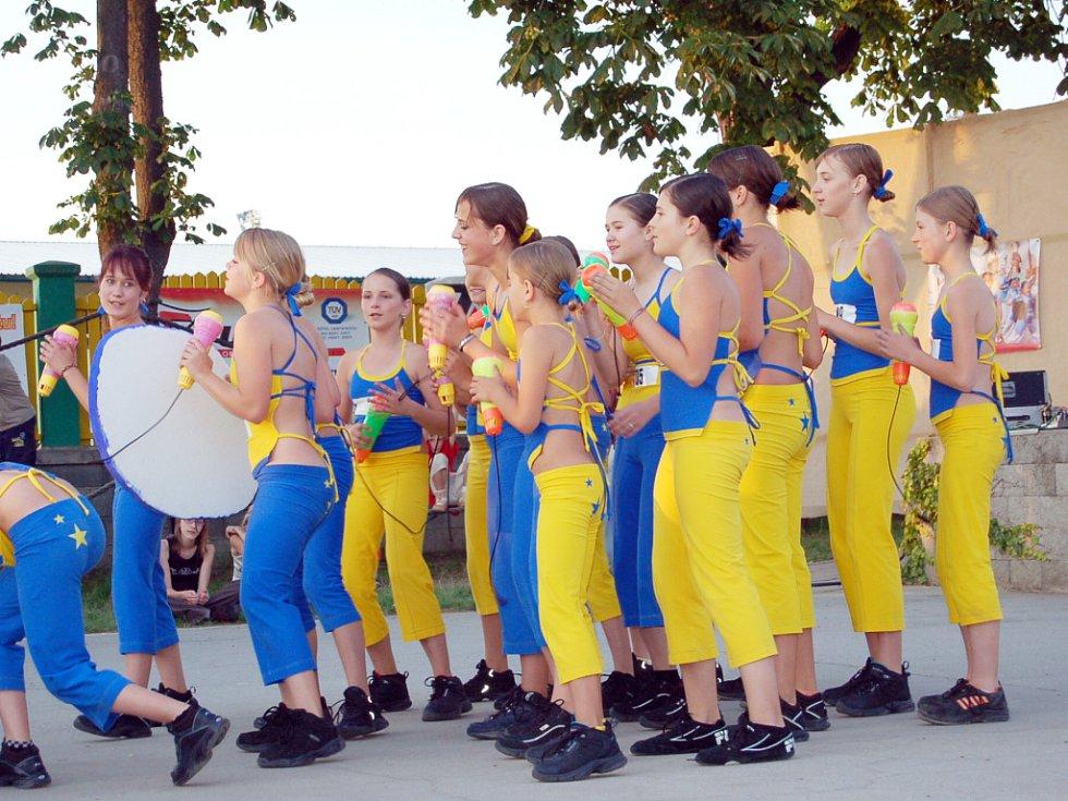 Taneční skupinaSuperStar.
