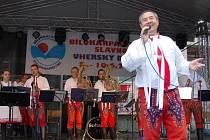 Bílokarpatské slavnosti v Uherském Brodě. Ilustrační foto.