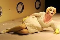 Andrea Nakládalová na jevišti Slováckého divadla ztvárnila řadu rolí.