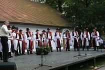 Na Lipovském zpívání se představí i Krasavci z Ostrožské Nové Vsi.