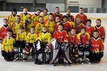 Mladí hokejisté Uherského Ostrohu reprezentující 1.–3. třídu posbírali během vánočních turnajů spoustu medailových úspěchů.