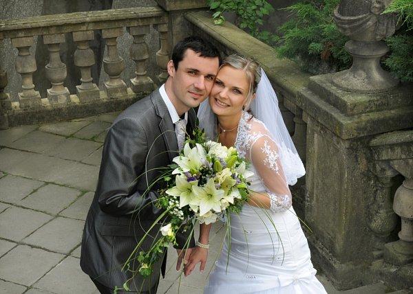 Soutěžní svatební pár číslo 28 – Romana a Hynek Buriánkovi, Kojetín