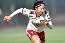 Šestadvacetiletá Jihokorejka Jieun Kimová přestoupila do Slovácka.