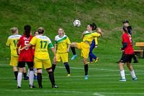 fotbalový Pohár žen FAČR Bezměrov - Uherský Brod