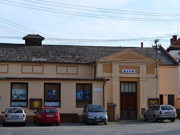 Kino v Hluku. Ilustrační foto.
