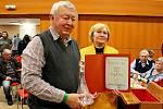 Šampionem staroměstského koštu se stala duranciovice Vladimíra Kočici zBánova. Bílá hůl zůstala u Josefa Němčanského ve Starém Městě.