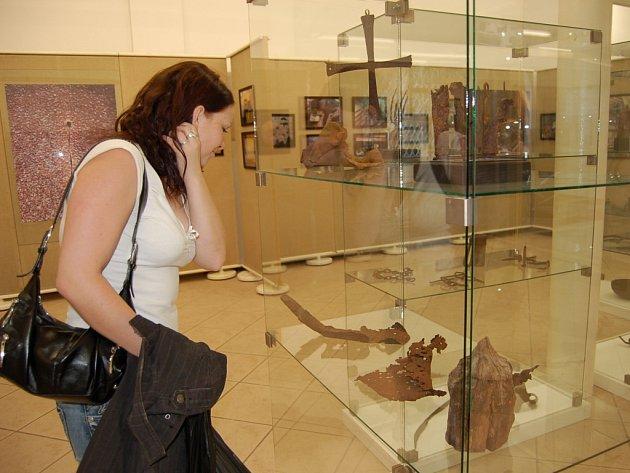 Výstava Pavla Bezděčky.