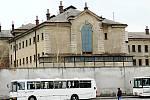 Objekt bývalé věznice nedaleko centra Uherského Hradiště je v žalostném stavu