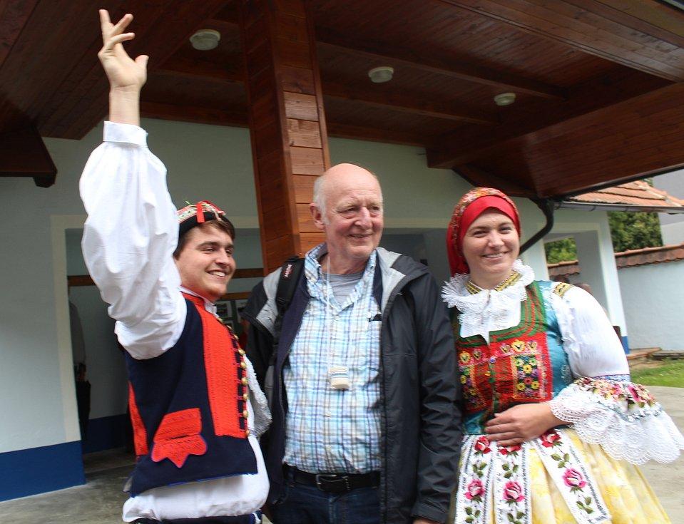V posledním srpnovém dnu si obec Dolní Němčí, coby vítěze celostátního kola Vesnice roku 2018 a jeho tradice prohlédla hodnotící komise soutěže Evropská cena obnovy vesnice.V Muzeu Na mlýně.