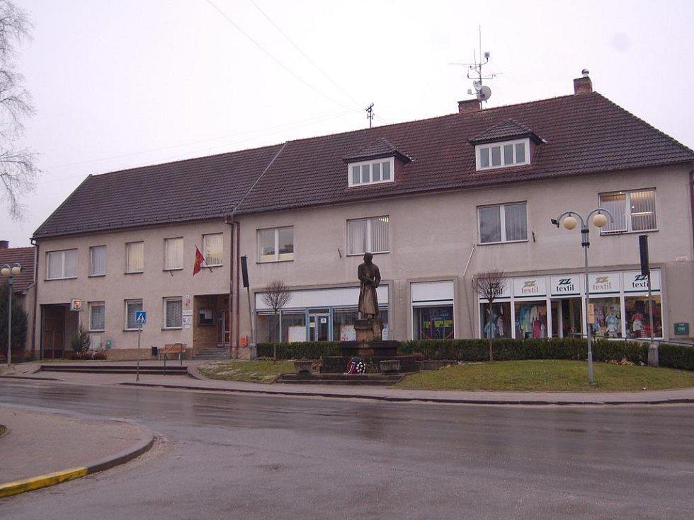 Městský úřad Bojkovice. Ilustrační foto.