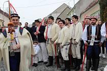 Strání hostilo už pojednatřicáté masopustní festival.