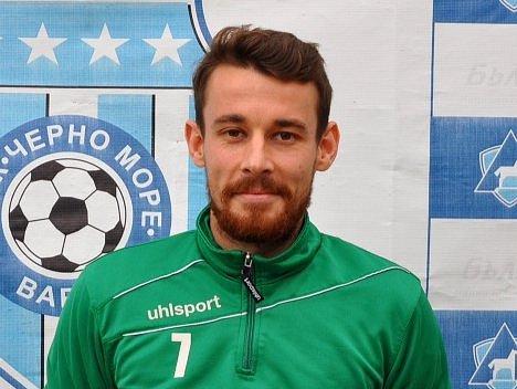 Bývalý hráč Slovácka Filip Hlúpik přestoupil do bulharského týmu Černo More Varna.