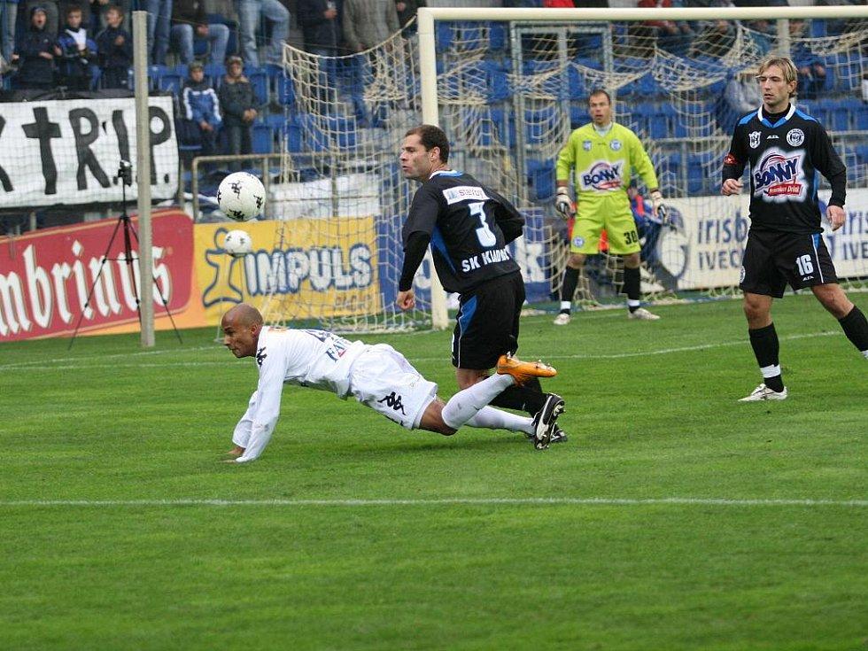 Fotbal 1. FC Slovácko - Kladno.