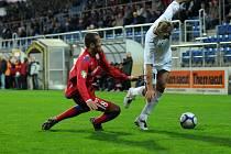 V pohárovém souboji mezi 1. FC Slovácko a 1. FC Brno se z postupu radoval domácí druholigový tým.