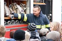 Motivovat mládeži chtějí trapličtí hasiči pravidelnými ukázkami své práce. Takovou možnost nabídnou například i při sobotních oslavách 110. výročí založení jejich sboru.