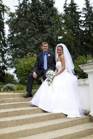 Michaela a Jaromír Poláškovi, Dluhonice