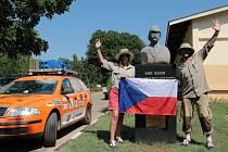 S minipálenicí a octavií se cestovatelé vydali do světa v  září 2014. Ujeli úctyhodných 127 843 kilometrů.