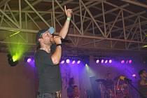 Jednou z nefolklorních hvězd Kopaničárských slavností se o uplynulém víkendu stali protagonisté slezské poprockové skupiny Kryštof.