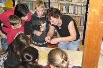 Den pro knihu v uherskohradišťské knihovně