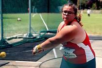 Atletka Blanka Tomášková