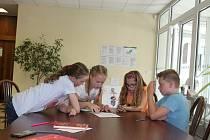Třetí prázdninový týden zavoněl v metropoli Slovácka příměstskými tábory.